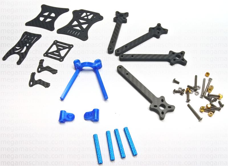 Falcon207 Frame Parts