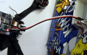 Hawk 5 – FrSky XM+ LED